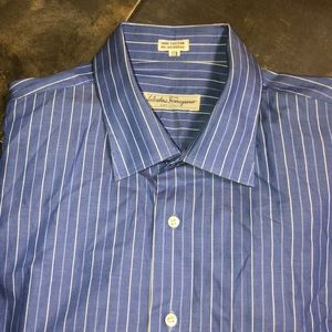 Salvatore Ferragamo dress shirt